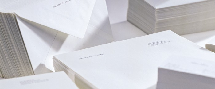 Briefpapier-Druckerei