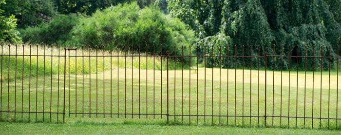 Gartenzaun aus eisen bei kaufen - Eisen gartenzaun ...
