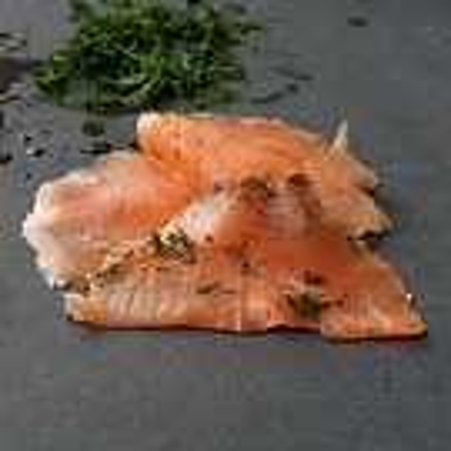 Graved Lachs handgeschnitten 100 g