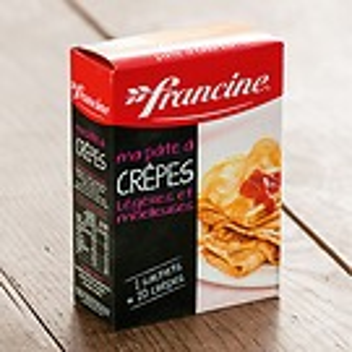 Crêpe-Backmischung