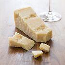 Parmigiano Reggiano D.O.P. delle Vacche Rosse