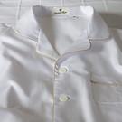 Schlafanzug Emanuel Berg Royal Twill weiß