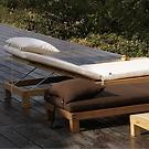 Auflage für Sonnenbett Kos