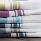 Classic Cotton Peshtemal Gästehandtuch 30 x 30 cm