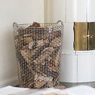 Korbo handmade wire basket 120 l