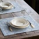Busatti Tischsets Donna di Coppe