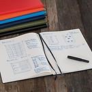 Notizbuch A4+ Master Slim Dotted