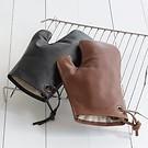 Grillhandschuh aus Leder