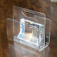 Acryl Zeitungsständer