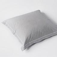 Torquato Kissenbezug Perkal 80 x 80 cm Weiß