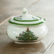 Spode Christmas Tree Zuckerdose 500 ml