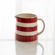 Krug 840 ml Cornishware Rot