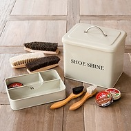 Shoe Shine Box
