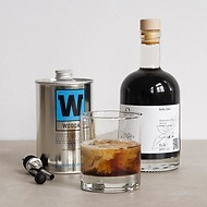 White Russian Cocktail-Set