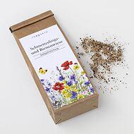 Saatgutmischung Schmetterlings- und Bienenwiese