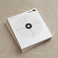 50 Keilershoot Zielkarten Fadenkreuz