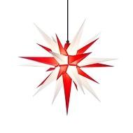 Herrnhuter Stern aus Kunststoff