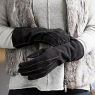 Damenhandschuhe aus Rentierleder
