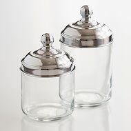 Italo Ottinetti Vorratsgefäße aus Glas