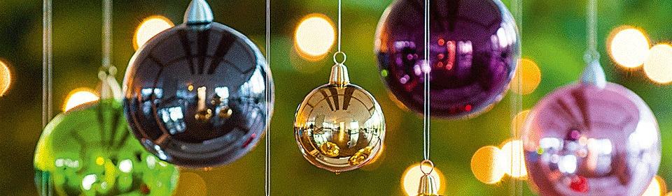 Weihnachtsbaumschmuck & Zubehör