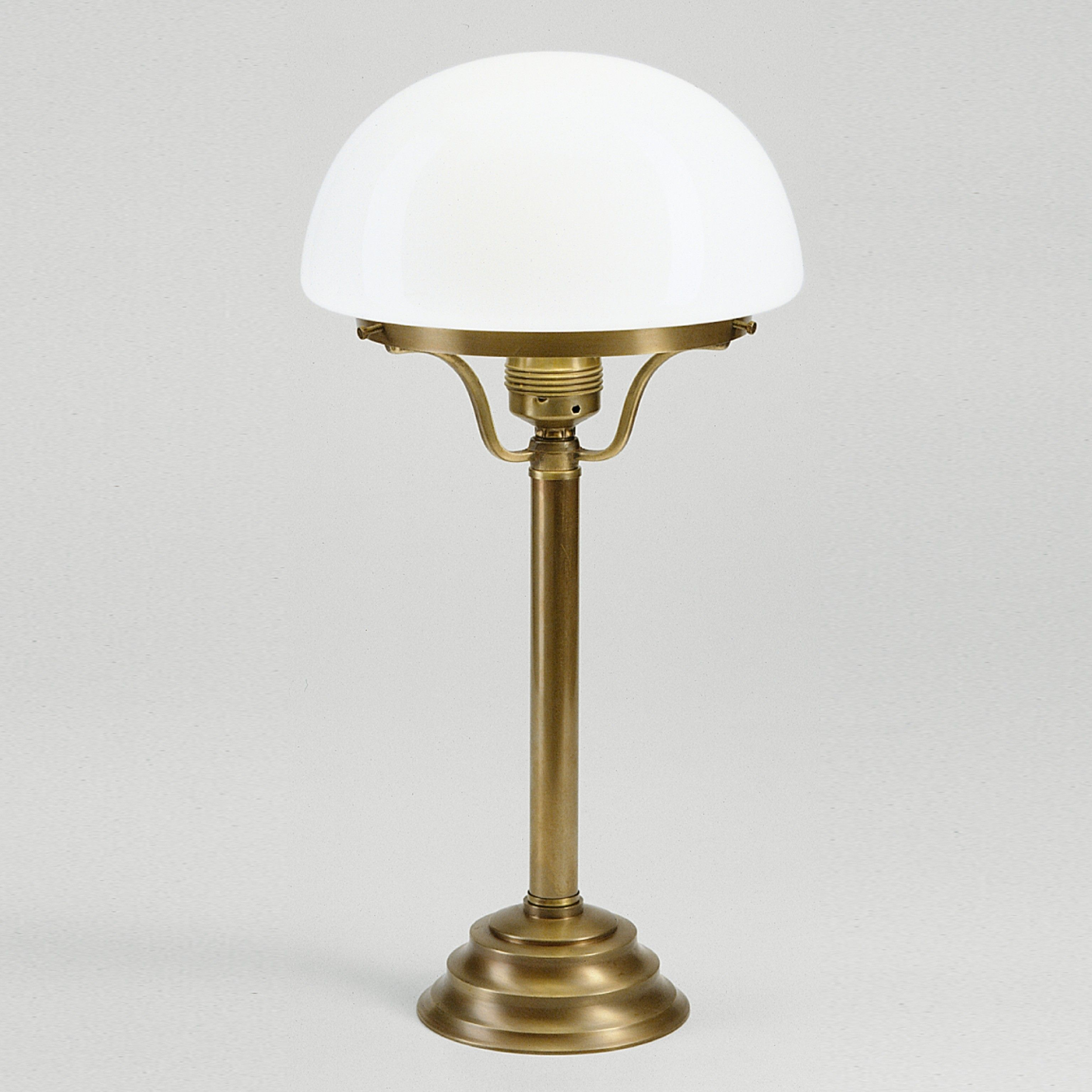 berliner messing tischlampe pilz bei. Black Bedroom Furniture Sets. Home Design Ideas