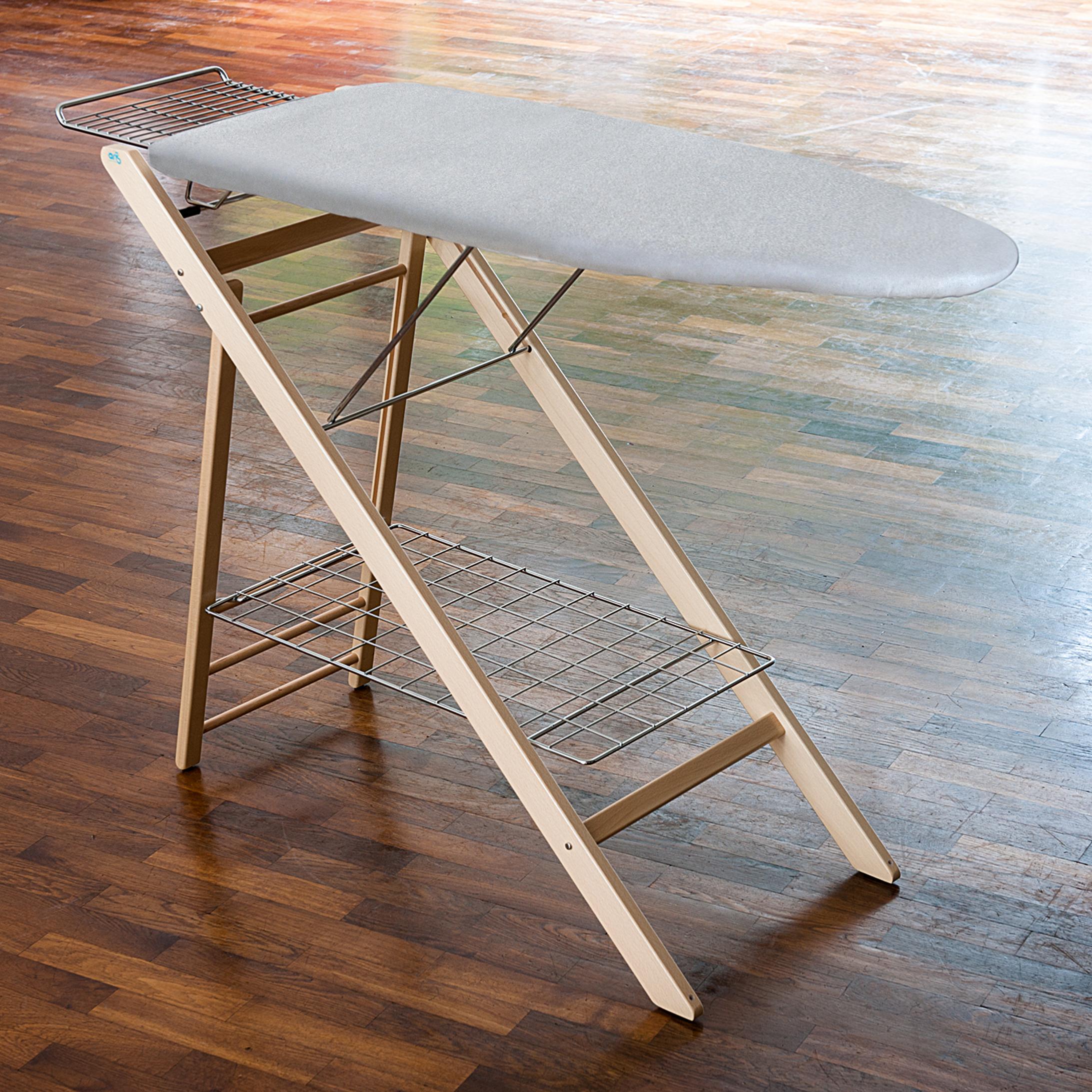 ersatzbezug f r b gelbrett aus holz mit ablage bei. Black Bedroom Furniture Sets. Home Design Ideas