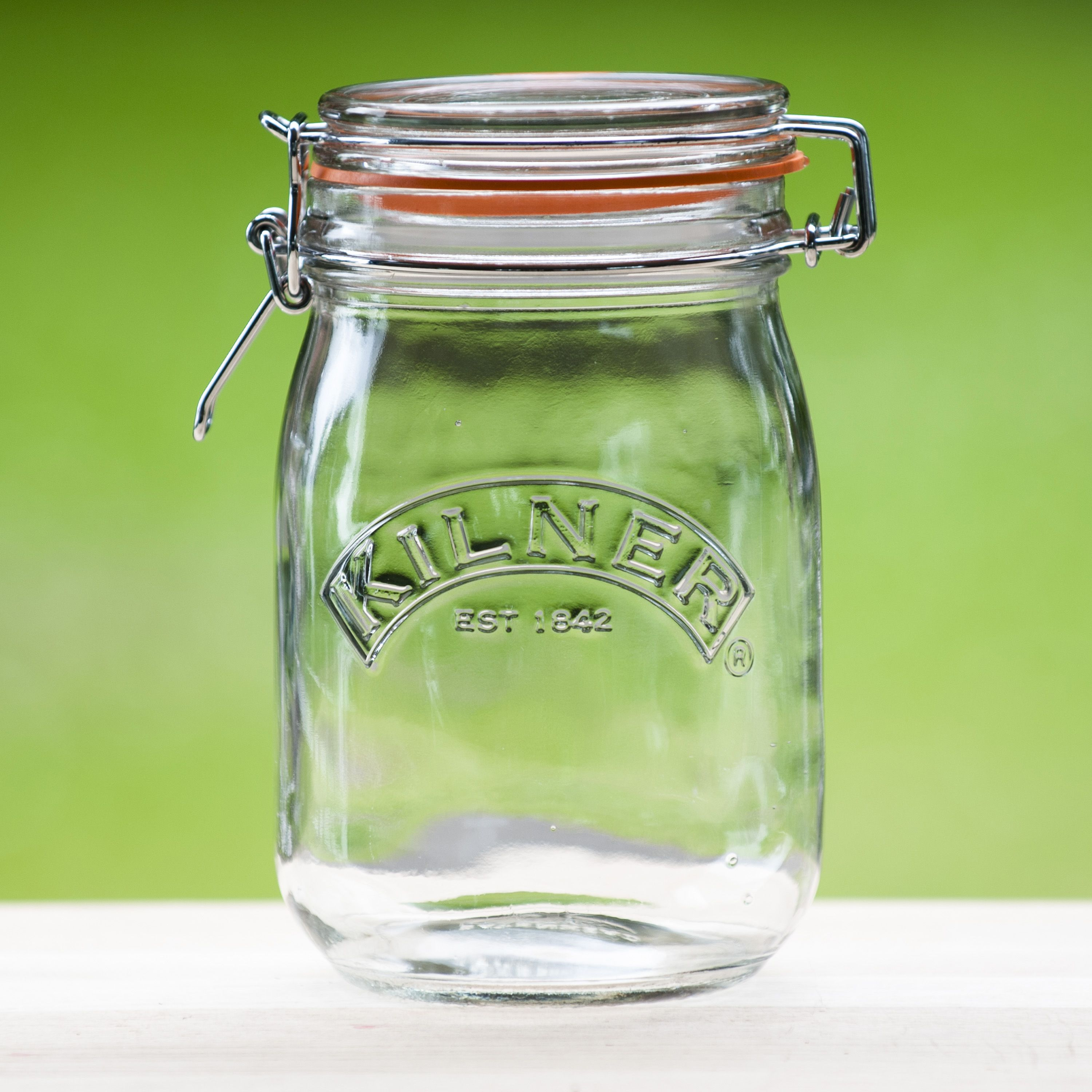 kilner einweckglas mit b gelverschluss 1000 ml bei. Black Bedroom Furniture Sets. Home Design Ideas
