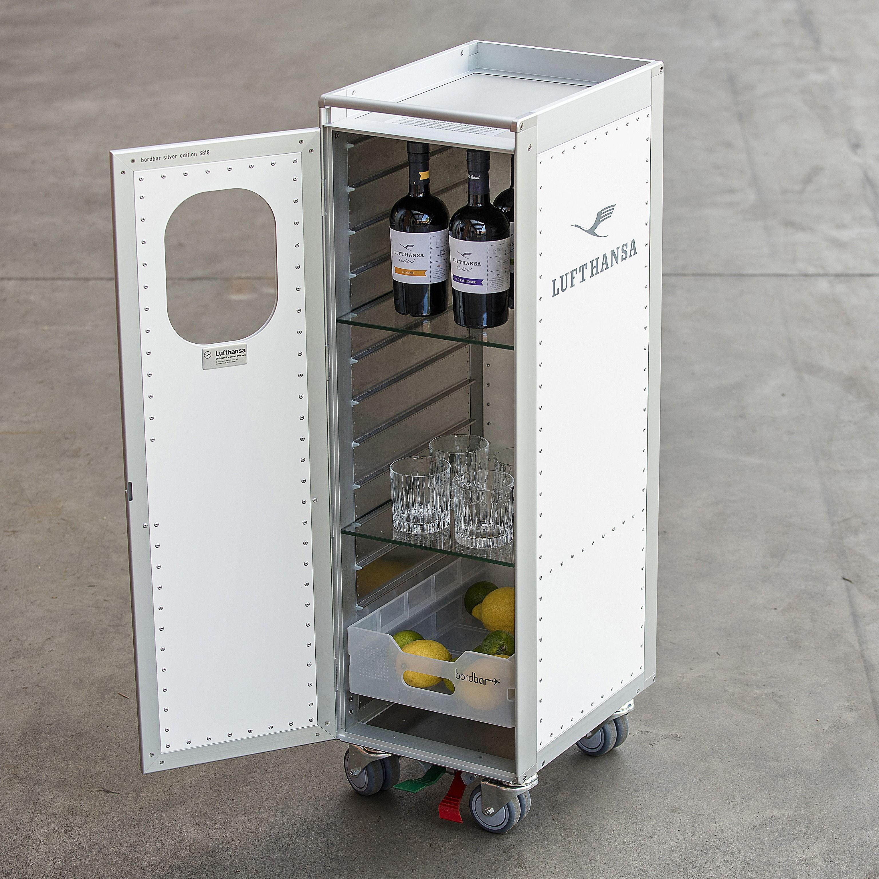 Lufthansa Trolley