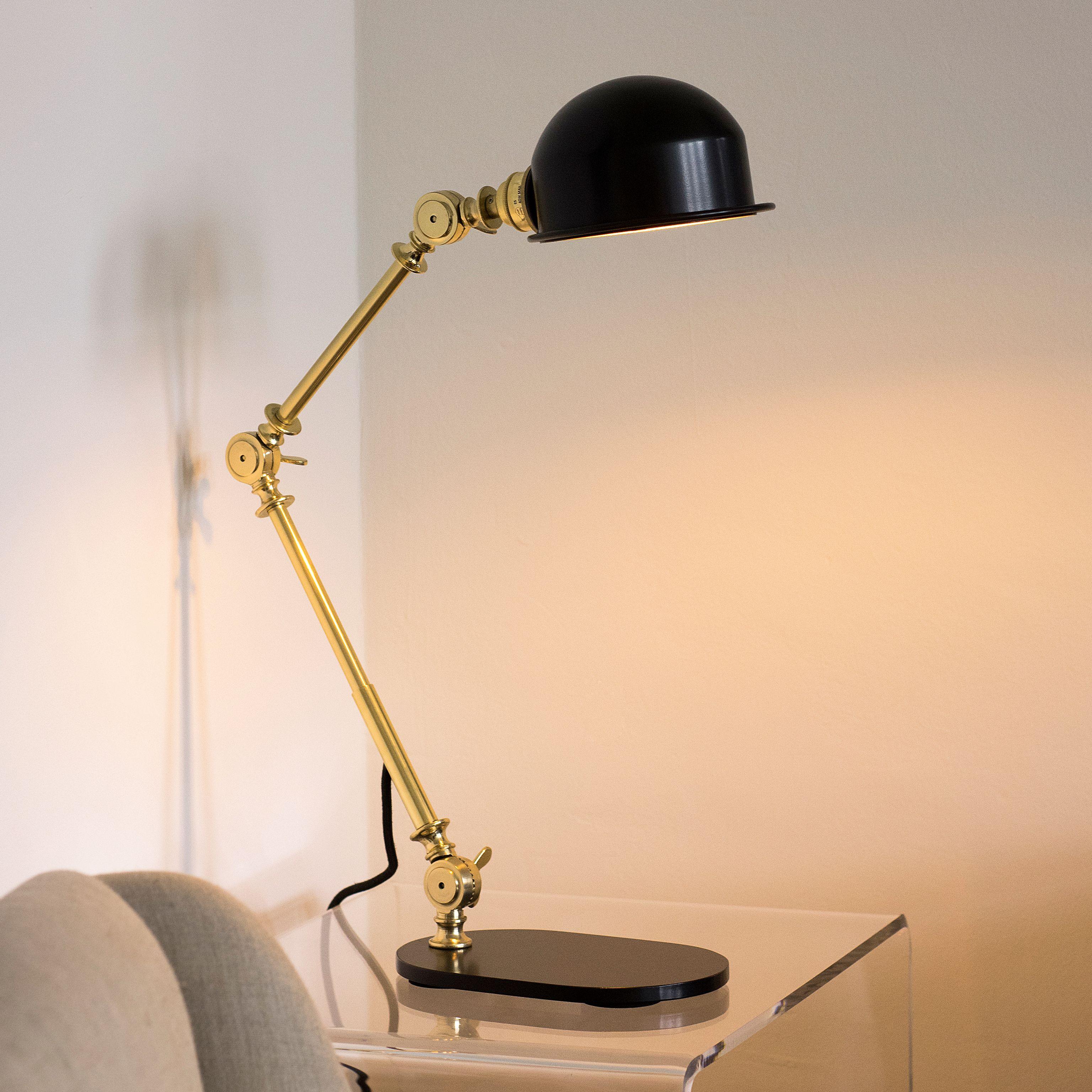 mullan schreibtischlampe puhos bei. Black Bedroom Furniture Sets. Home Design Ideas