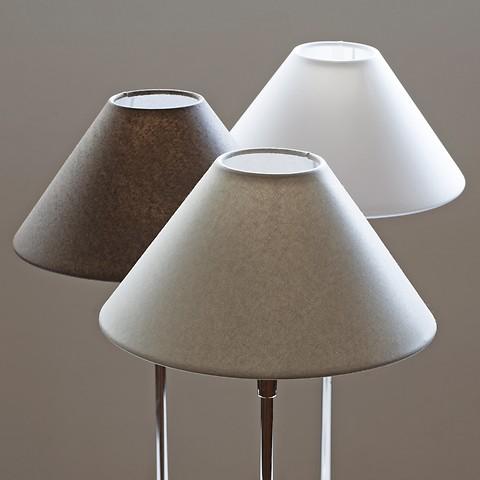 Lampenschirm Arnoux S Weiß