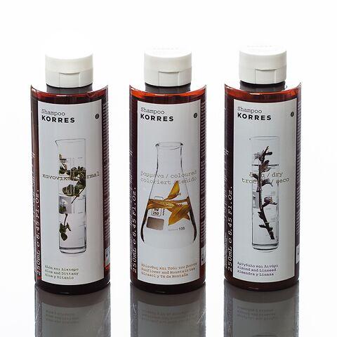 Korres Shampoo Aloe & Dittany