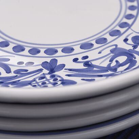 Ruggeri Suppenteller - Adelasia Blu Ø 22 cm