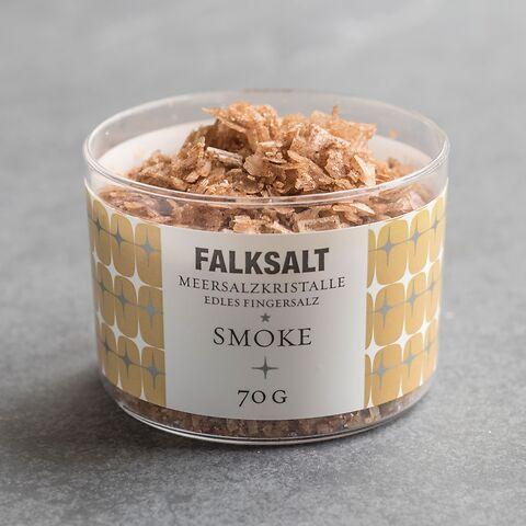 Falksalt Fingersalz Smoke 70 g