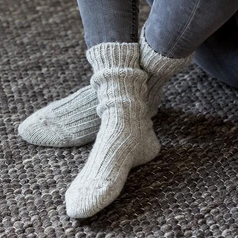 Alpaka Socken Gr.35-38
