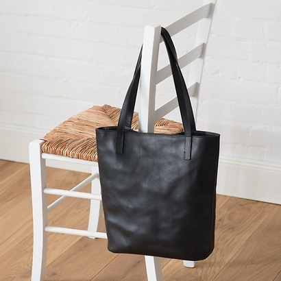 Tall Tote Handtasche black