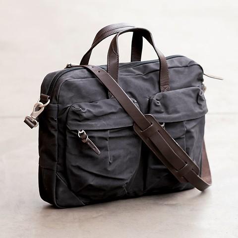Property of - Tommy Work Bag Anthrazit