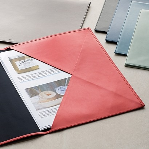 Treuleben Envelope Pocketfolio Nero