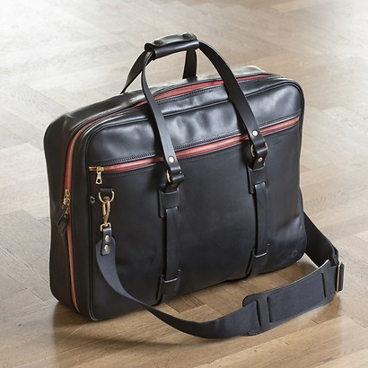 Croots Flight Bag Black