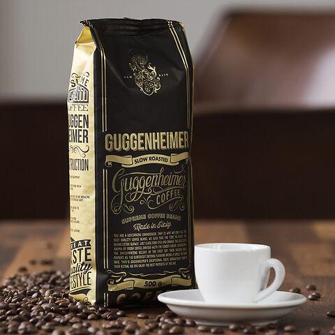 Guggenheimer Coffee 500 g Bohnen