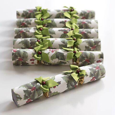 6 Christmas Cracker Sherwood