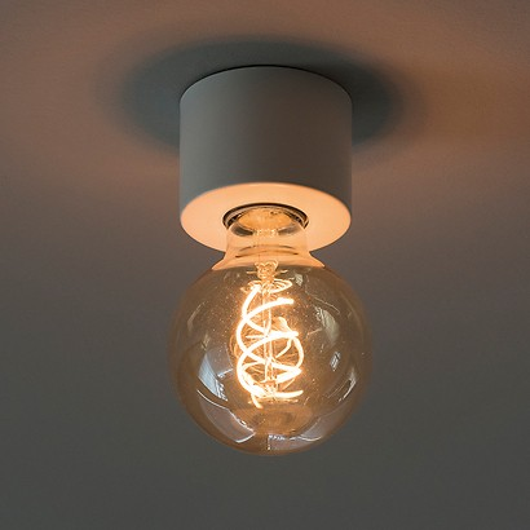 LED Leuchtmittel mit Goldfilter 5,5 W G95 Globe E 27
