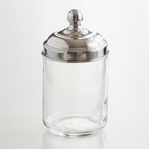 Italo Ottinetti Vorratsgefäße aus Glas groß