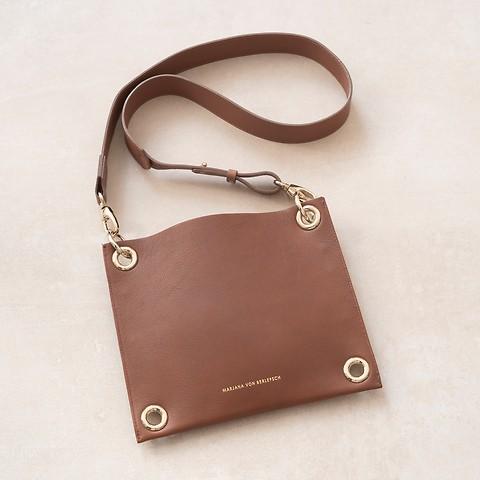 Gloria Cross Body Bag Cognac