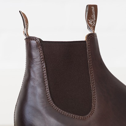 R.M. Williams Chelsea Boots Leather brown