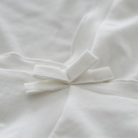 Sunday in Bed Nachthemd mit Schleife