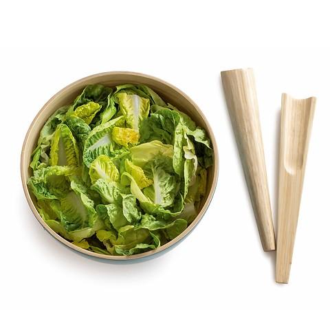 Salatschüssel Bambus