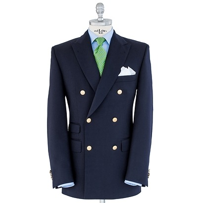 Risby & Leckonfield Navy Blazer