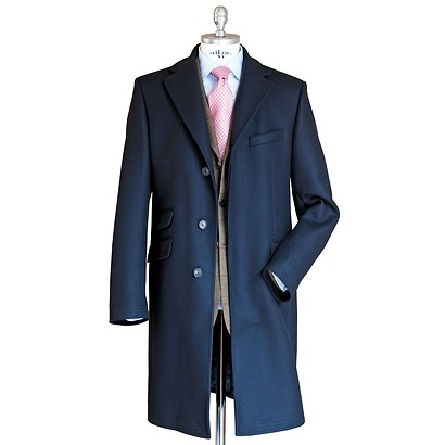 Wintermantel Crombie Coat