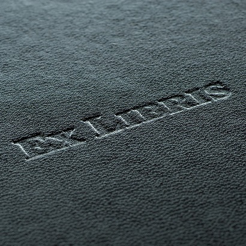 Leuchtturm1917 Lesetagebuch EX LIBRIS