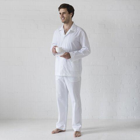 Sunday in Bed Pyjama Ingolf Flanell